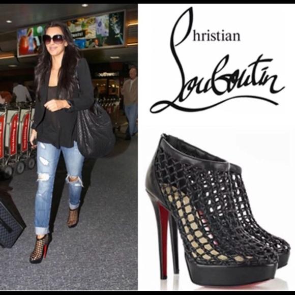 the best attitude 65185 7a4a1 ‼️Flash Sale‼️ Christian Louboutin Coussin pumps